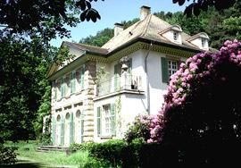 Freiburg Villa forstzoologisches institut albert ludwigs universität freiburg i br